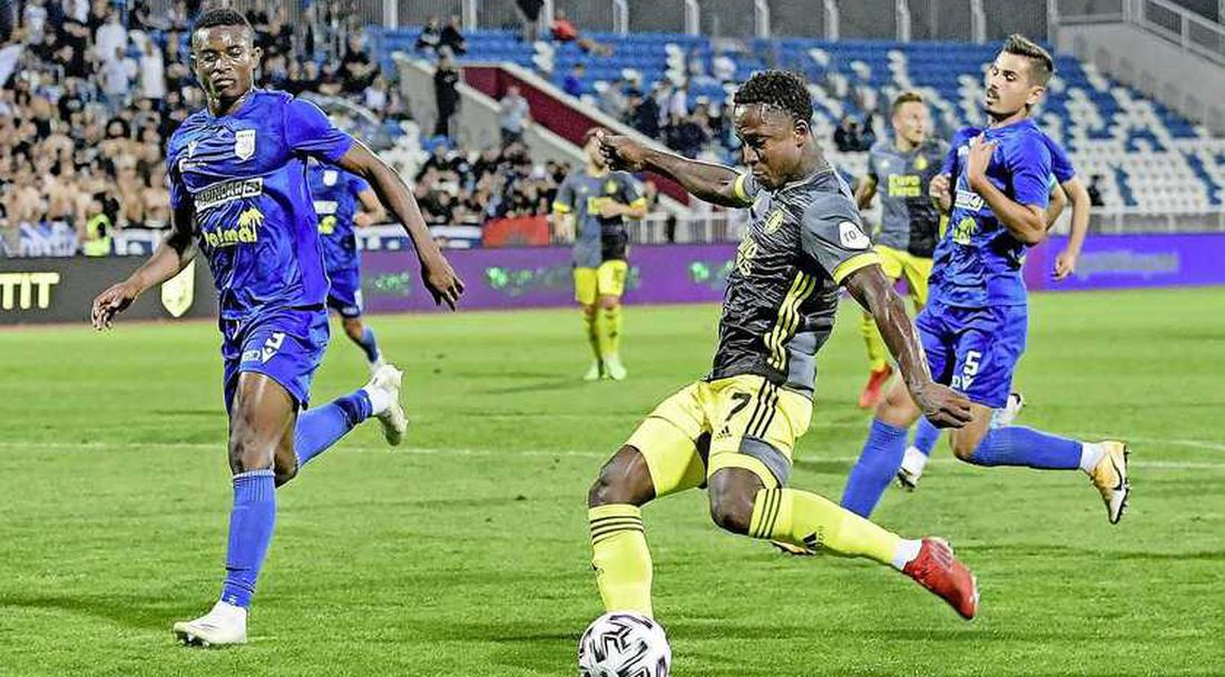 Косовски тим удържа 0:0 срещу Фейенорд