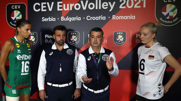 Евроволей 2021: България - Германия 2:3 🇧🇬🏐🇩🇪