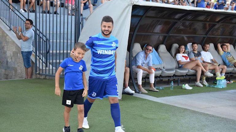 Драгош Фиртулеску: Искам да играя за Дунав, но правилото за чужденци в Трета лига ме спира