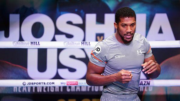Джошуа е готов за битката с непобедения Усик