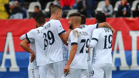 """Нов на """"Герена"""" донесе първа победа за Левски при Мъри"""