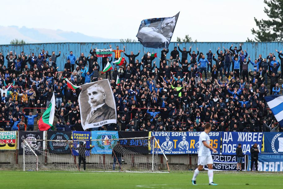 Марек - Левски 0:2 (Купа на България)