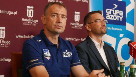 Ако изберат Свидерски за президент на PZPS, то Никола Гърбич ще е новият селекционер на Полша