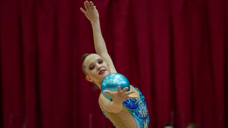 Татяна Воложанина ще участва на турнир по художествена гимнастика в Атина