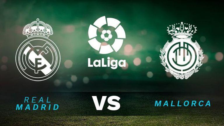 Реал Мадрид 1:0 Майорка, Бензема вкара ранен гол