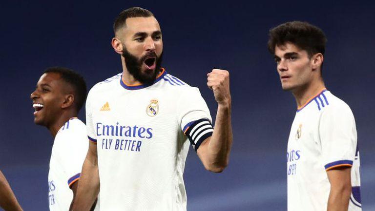 Реал Мадрид 4:1 Майорка, хеттрик на Асенсио