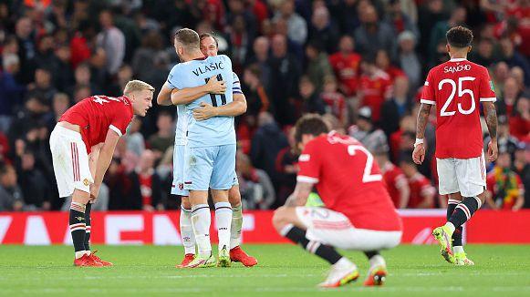 Манчестър Юнайтед - Уест Хам 0:1