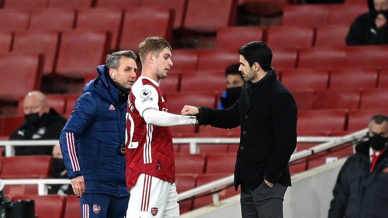 Артета посочи играч на Арсенал, който не се продава