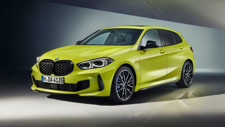 BMW даде повече динамика на обновеното M135i