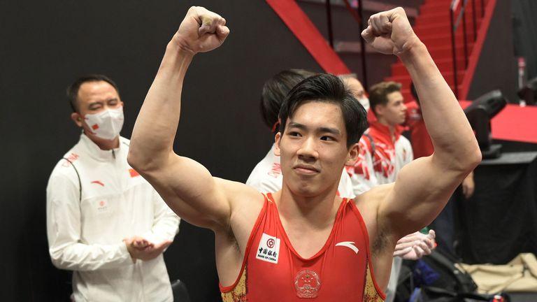 Дебютант победи олимпийския шампион в битката за световната титла