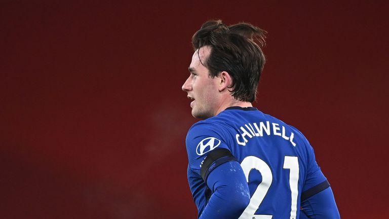 Чилуел се надява формацията в Челси да му помогне за националния отбор