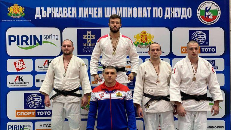 Борис Георгиев с титла и на родното първенство