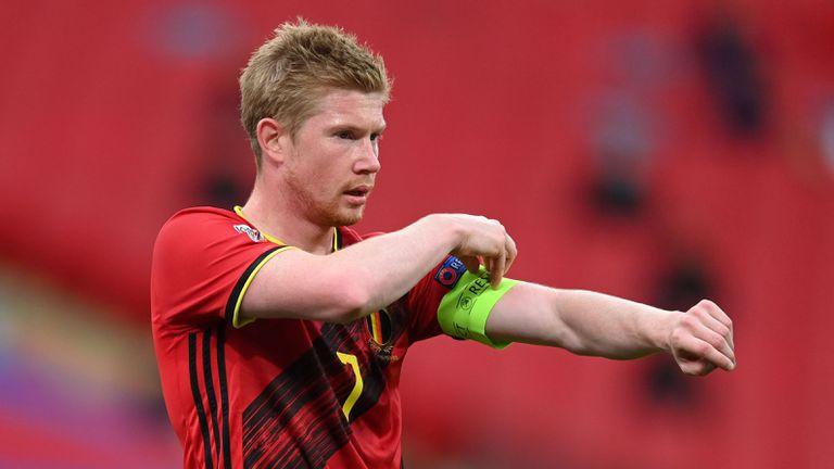 Де Бройне не знае колко ще играе за Белгия