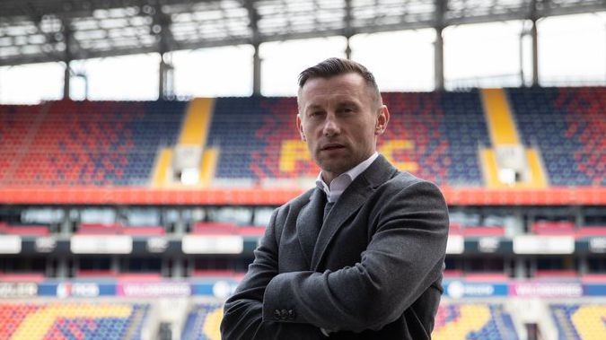 ЦСКА Москва освободи треньора Ивица Олич