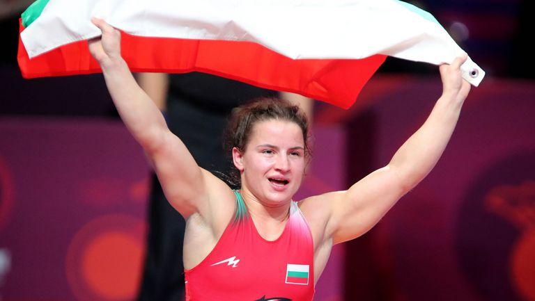 Триумфът на Биляна Дудова на Европейското първенство!