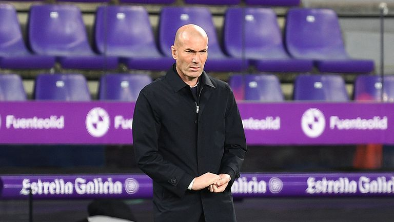 "Зидан: Не очаквам да ни ""режат"" в ШЛ заради Суперлигата"