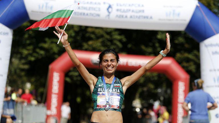 Маринела Нинева стана шампионка на България в бягането на 5000 метра