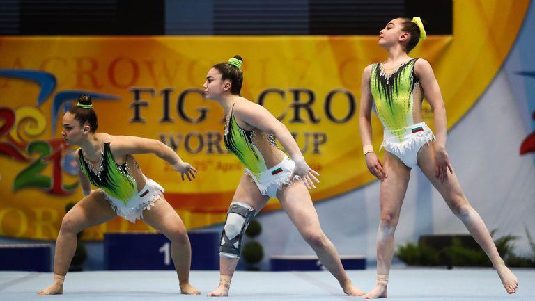Световна купа по спортна акробатика