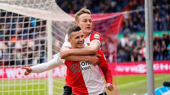 Фейенорд победи Утрехт с 2:0 и се класира за Лига Европа