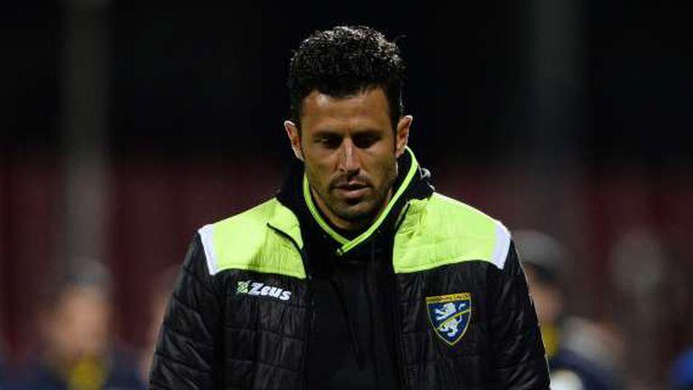 Фабио Гросо остава треньор на Фрозиноне