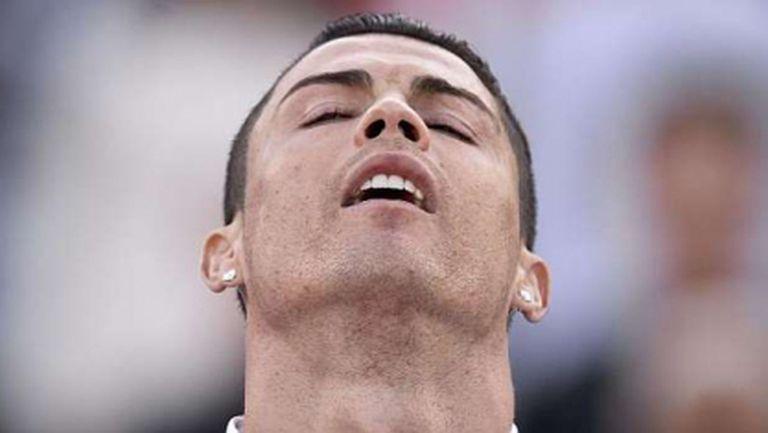 От Реал Мадрид са сериозно уплашени за Кристиано