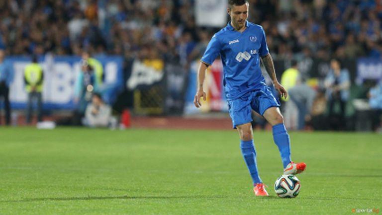 Иртиш пожела основен футболист на Левски
