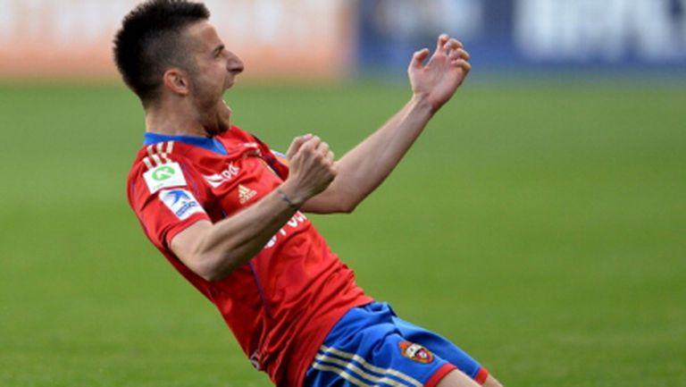 Рома се прицели в съотборник на Жоро Миланов