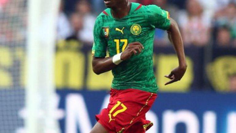 Мбиа: Камерун трябва да подобри представянето си в атака