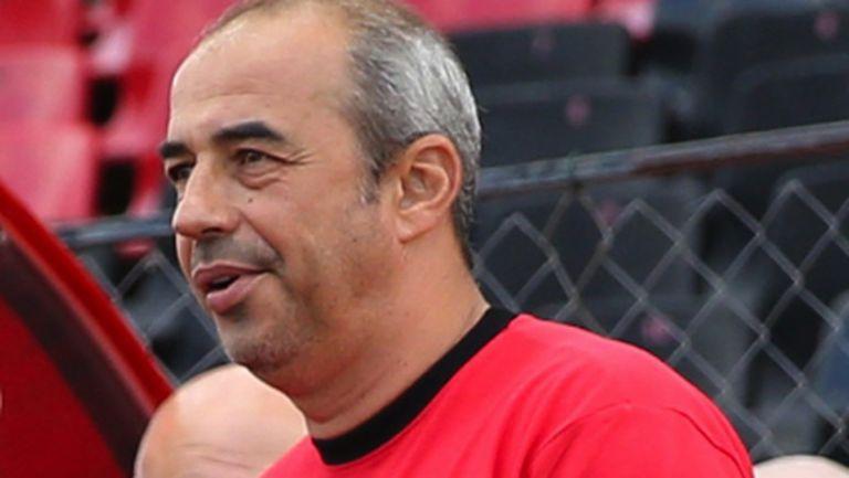 Васев: Не вярвам да намерим човек като Маркиньос