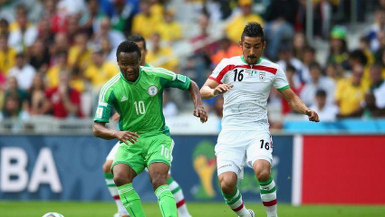 Иран и Нигерия показаха другото лице на Мондиала