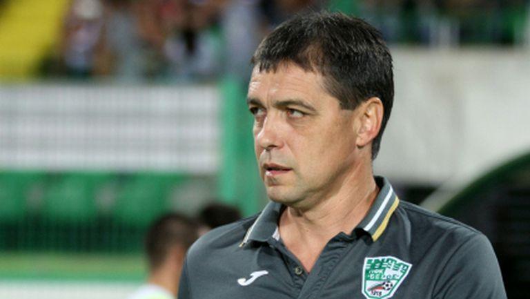 Хубчев критикува Берое след победа - обяви, че никой няма да ходи в Левски и ЦСКА