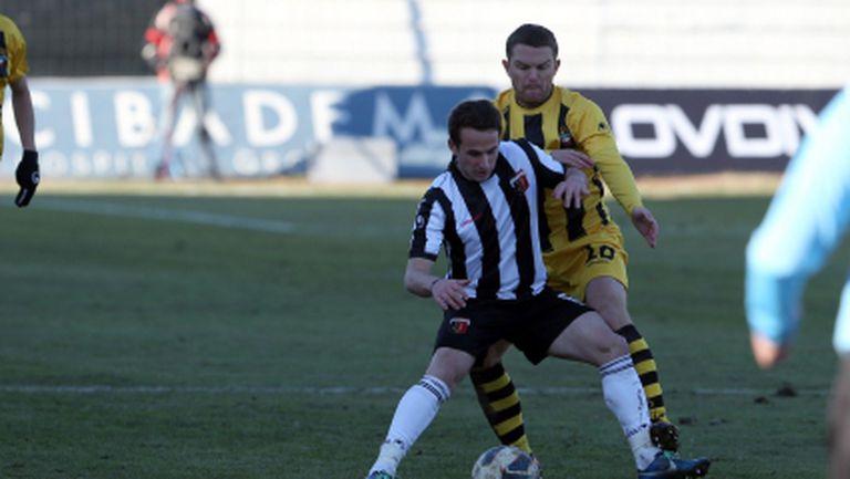 Диего Фераресо: Готов съм отново да играя в България