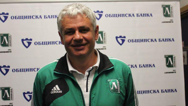 Стойчо Стоев: Не съм доволен, Лудогорец не може без някои футболисти (видео)