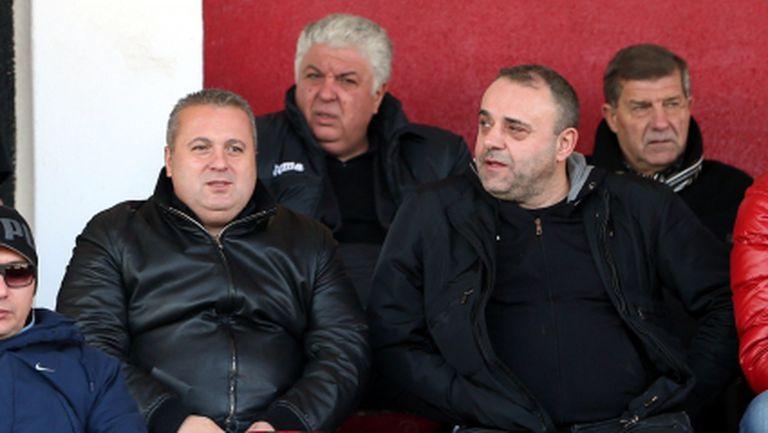 Локо (Пловдив) ще има нови собственици - Коко Динев се съгласи да се оттегли