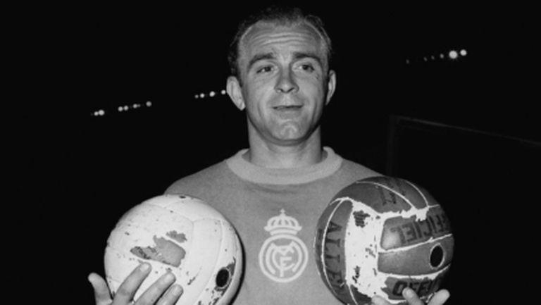 Големият Ди Стефано е бил пред трансфер в Барса