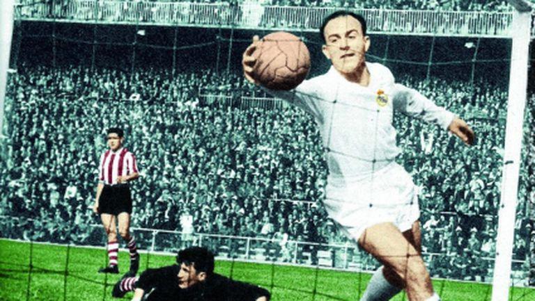 Светът на футбола почете Дон Алфредо