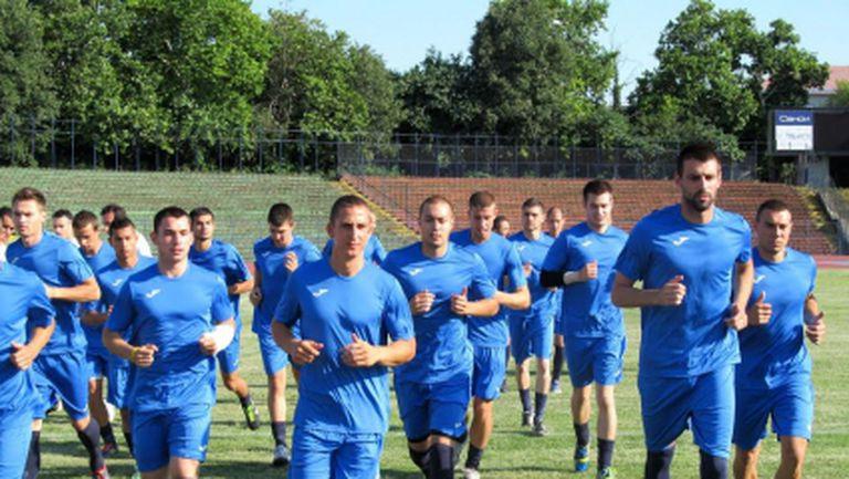 Дунав започна подготовка с много нови и ясна цел