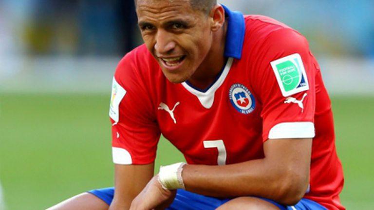 Алексис Санчес може да премине в Арсенал до края на седмицата