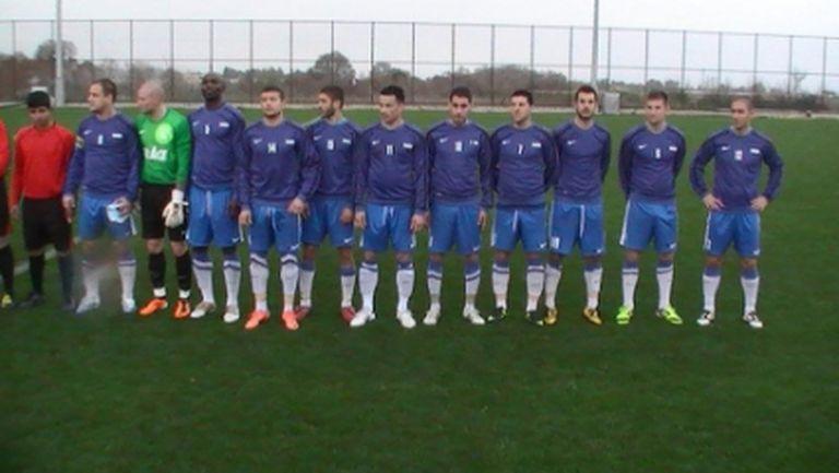 Верея ще играе контрола с Локо (Пловдив)