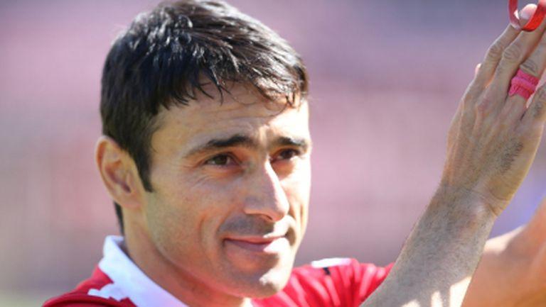 Всеки футболист мечтае за подобно сбогуване - ето как 5000 изпратиха Тошко Янчев (видео)