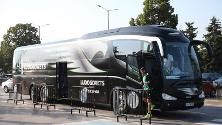 Лудогорец замина за Люксембург (видео+галерия)