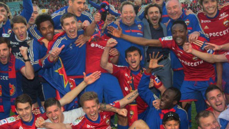 Жоро Миланов и ЦСКА се целят в поредния трофей