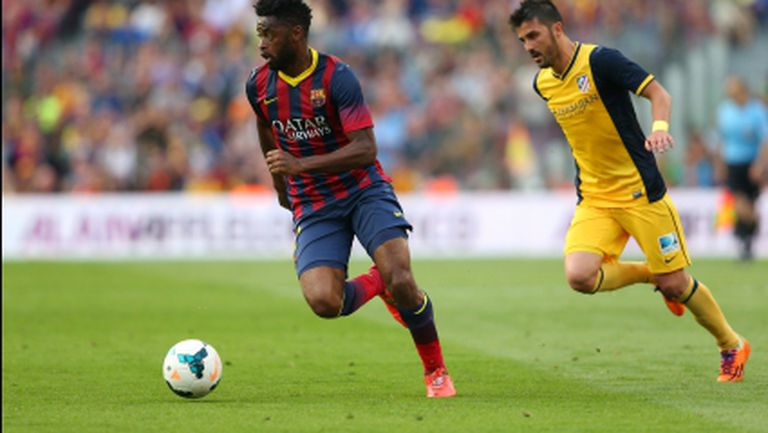 Милан взима играч и от Барселона