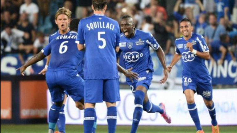 Марсилия изпусна победата в Бастия