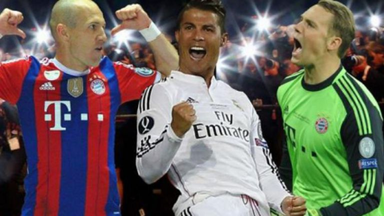 УЕФА обяви имената на тримата най-добри играчи в Европа, вижте десетката