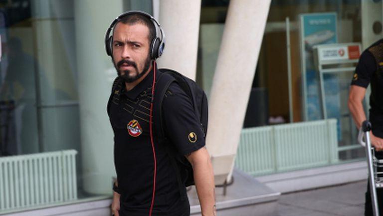 Вандер пред трансфер във Вардар (Скопие)