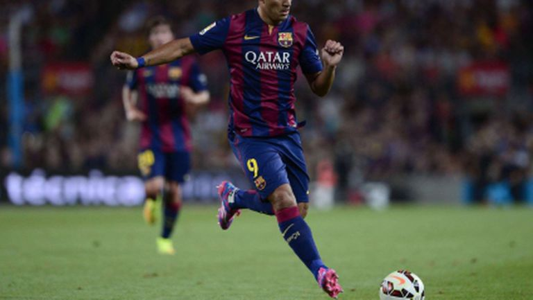 Барселона оголи зъби в дебюта на Суарес (видео + галерия)