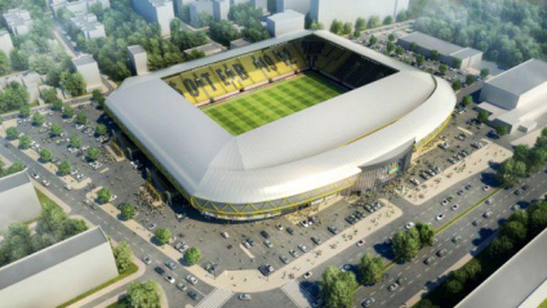 Ботев Пд с нов собственик - строежът на новия стадион се подновява