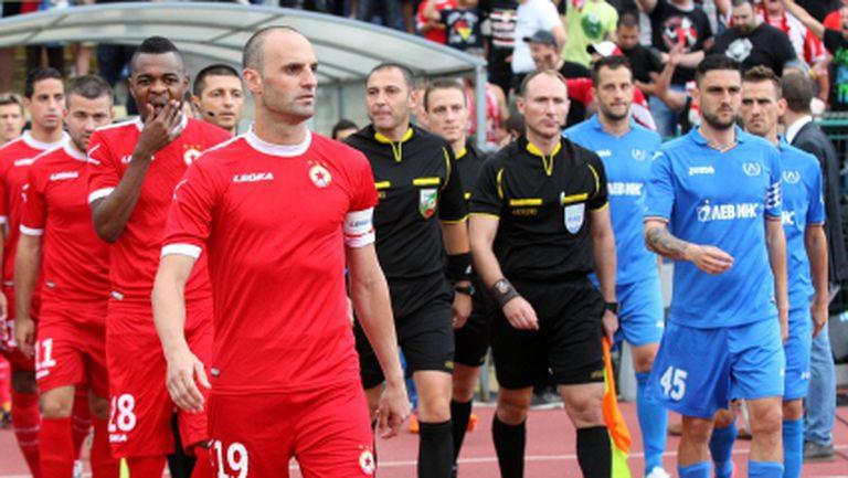БФС определи програмата до 15 кръг, ЦСКА - Левски на 25 октомври