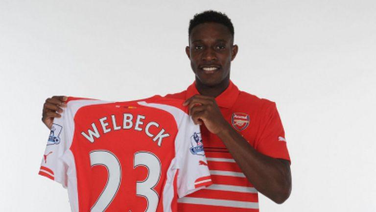 Уелбек: Трансферът ми в Арсенал е правилно решение